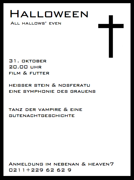 Text Einladung Halloween Party