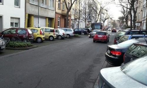 Ackerstraße zur Einbahnstraße ?