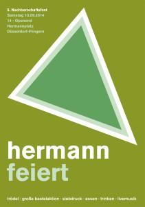 Der Hermann feiert