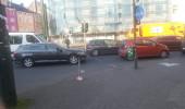 Verkehrs Chaos am Dorotheenplatz