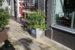 60 neu bepflanzte Blumengefässe