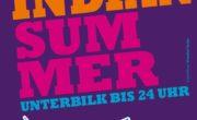 Indian Summer in Unterbilk