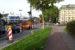 Morgendlicher Stau auf dem Höher Weg Richtung Innenstadt