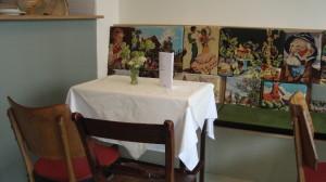 Cafe Nebenan Tisch