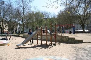 Einschränkungen und Beeinträchtigungen bei der Nutzung der Hermannplatzes