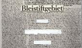 Verborgen und verschlüsselt: Arbeiten aus dem Bleistiftgebiet