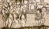 Galerien-Eröffnung in Flingern