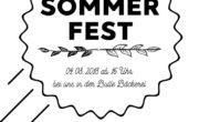 Sommerfest Bäckerei Bulle